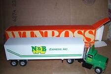 1993 N&B Express  Winross Diecast Trailer Truck