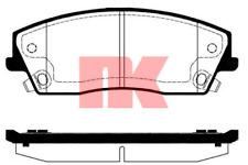 RIDEX Bremsbeläge Bremsklötze VORNE mit Warnkontakt CHRYSLER 300 C Touring LX