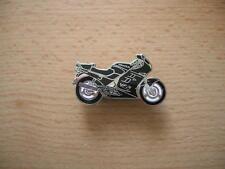 Pin Anstecker Honda VFR 750 F VFR750F schwarz black Motorrad Art 0082