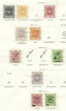 Portuguese MACAO stamps 1884 Collection of 10 CLASSIC stamps HIGH VALUE!