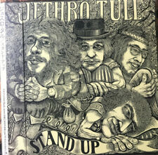 JETHRO TULL, STAND UP, AUTHENTIC LTD ED CD, JAPAN 2001, TOCP-65880 (NEW)