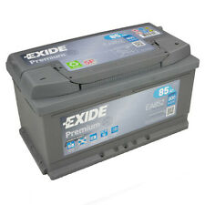 Exide Premium Carbon Boost 85Ah 800A Autobatterie EA852 *sofort einsatzbereit*