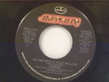 "JUNIOR ""DO YOU REALLY WANT MY LOVE / OH LOUISE"" 45 MINT"