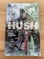 Batman Hush Complete Paperback TPB/Graphic Novel DC Comics Jeph Loeb Lee 2012