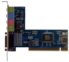 Pci carte son cmi8738 Front + rear [535]