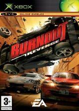 Burnout Revenge-XBOX Original PAL Game-Complete-Occasion-Vendeur Britannique (#3)
