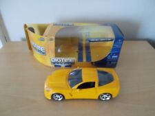 Jada Big Time Muscle 1:32 scale 2006 CHEVY CORVETTE Z06 (YELLOW) - Boxed