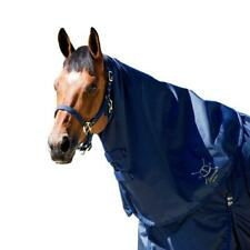 Horze Holbrook Waterproof 1000D Rain Hood Neck Cover with Ripstop Outer