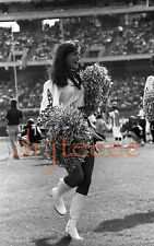 OAKLAND RAIDERS Cheerleaders - 35mm Football Negative