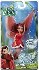 Disney Fairies Secret of the Wings Rosetta 4.5-Inch Figure
