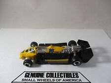 """Vintage"" GOBOTS TONKA SLICKS #16 TRANSFORMER FIGURE  FORMULA RACE CAR"