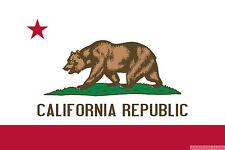 CALIFORNIA 5x3 feet FLAG 150cm x 90cm flags UNITED STATES OF AMERICA USA STATE