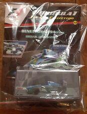 F1 formula 1 car collection Michael Schumacher model #22 Benetton B194 1994