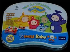 NEW Vtech Vsmile Cartridge: Time for Teletubbies - 9-36 Months  BRAND NEW
