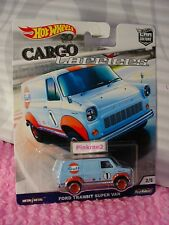 1 64 Hot Wheels Cargo Carriers Nissan C10 Skyline Wagon car Culture