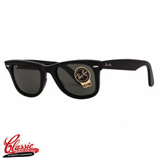 RAY-BAN ORIGINAL WAYFARER SUNGLASSES RB2140 901 Black Frame 50mm