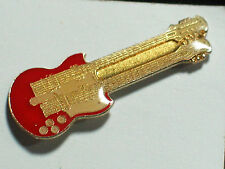 Les Paul Double Neck Guitar Vintage Pin