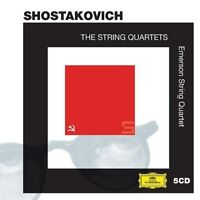 Emerson String Quartet - Shostakovich The String Quartets [CD]