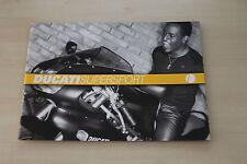 167326) ducati 1000 DS 800 SS 620 Sport folleto 2003