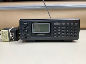 Radio Shack PRO-2053 Scanning Receiver w/ Antenna Cat No. 20-466 FULLY FUNCTIONS