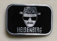 New Vintage Cowboy Original Initial Antique Breaking Bad Heisenberg Belt Buckle