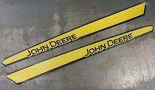 JOHN DEERE Decals M168896 M168897 X 300 310 320 360 350 370 390 500 530 570 590