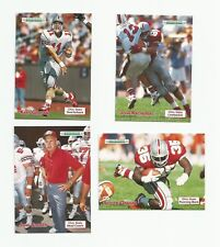1992 Gridiron Ohio State Buckeyes Football 4-Card Team Set - REDUCED!!!