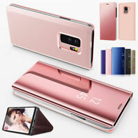 For Samsung Galaxy A70 S10 S8 S9 Smart Case Wallet Leather Flip Cover Phone Case