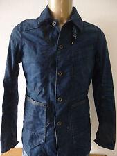 G-Star Raw RE WORKER JACKET Cargo Jeans Jacke dark aged blau Gr S - slim M Neu