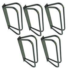 5 Cycle Bike Storage Stands Brackets Upright Wall Mounted Rack Silverline 250707