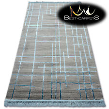 "VERY SOFT WOOL & ACRYLIC RUGS lines ""MANYAS"" Thick & Densely Woven HIGH QUALITY"