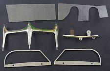 Pocher 1:8 Fensterrahmen etc Mercedes Benz K74 Nr. 405 A14