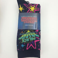 Stranger Things Socks Pack of 3 Graphic Adult Small/One Size Netflix