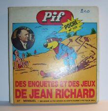 LIVRE BANDE DESSINEE BD MADE IN FRANCE ARNAL 194 PAGES PIF POCHE N°108 b