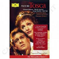 DVD Giacomo Puccini. Tosca Zeffirelli Domingo Uk 1992