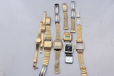 Large Lot Of Seiko H357 A639 H448 H557 8Y21 2C20 Vintage Wristwatches