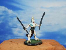 Rackham Confrontation Wolfen of Yllia Vestals Attachment Painted Figure K1209 G