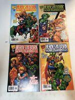 Heroes Reborn The Return (1997) #1 2 3 4 1-4 (VF/NM) Complete Set