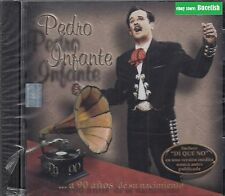 Pedro Infante a 90 Anos de su nacimiento CD New Nuevo sealed