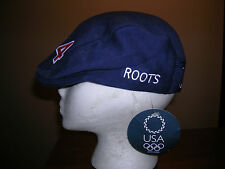 New VTG -2004 USA-Roots Athens Olympic Hat/Gatsby (2014 winter olympics Sochi)