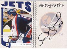 Doug Smail 2004-05 ITG Franchises Autograph Jets - The National Chicago Rare Ver