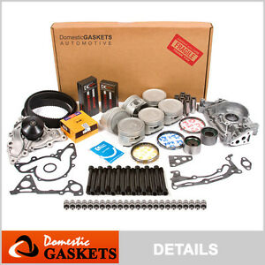 Mitsubishi Montero Sport 3.0L Overhaul Engine Kit 6G72
