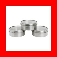 NEW IKEA GRUNDTAL Container, stainless steel, 3 pack- FAST FREE SHIPPING !!!