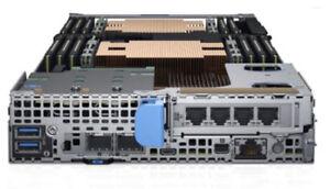 New Dell PowerEdge C6420 CTO Configure-To-Order Barebone Node Server 0CPU/0RAM