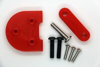 Xiaomi scooter Mijia m365 m187 complete kit for 10 inch wheels upgrade 10' RED