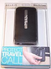 BELKIN Slim Leather Holster Case for Apple iPhone 3G S
