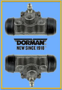 2 Drum Brake Wheel Cylinders Rear L & R Replace DODGE OEM # 4728859