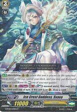 CARDFIGHT VANGUARD CARD: ICE CREST GODDESS, SVAVA - G-BT08/028EN R