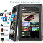 XGODY T702 PRO 16GB 7 INCH IPS ANDROID 8.1 TABLET PC WIFI DUAL CAM QUAD CORE NEW