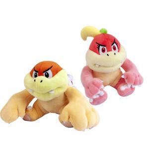 Super Maio Bros Boom Boom & Pom Pom Koopa Plush Toy Stuffed Doll 6.5'' Gift